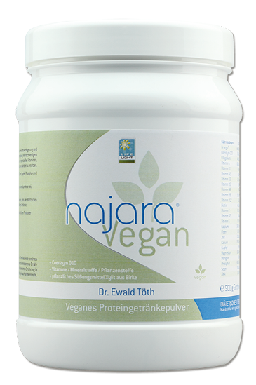 Najara Shake vegan (500g Pulver)