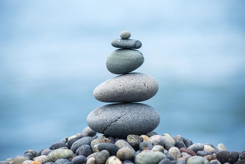 Balance -Säure und Basen